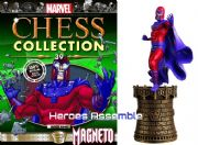 Marvel Chess Collection #39 Magneto Eaglemoss Publications